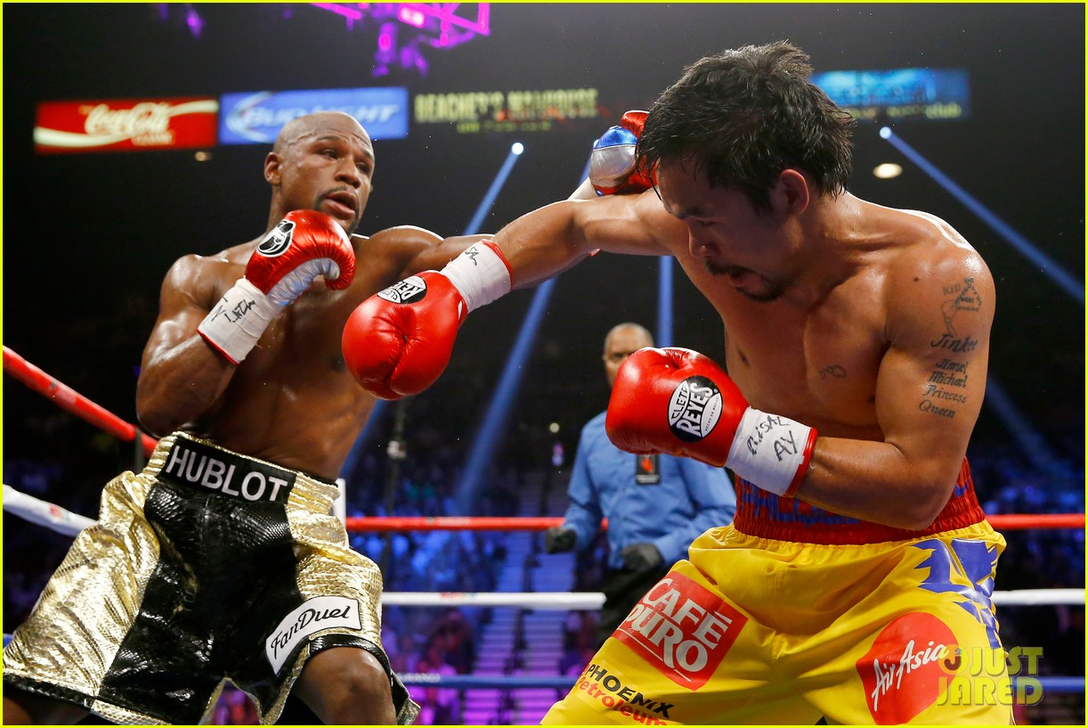 celebrities were not impressed by mayweather v pacquiao fight 103361121