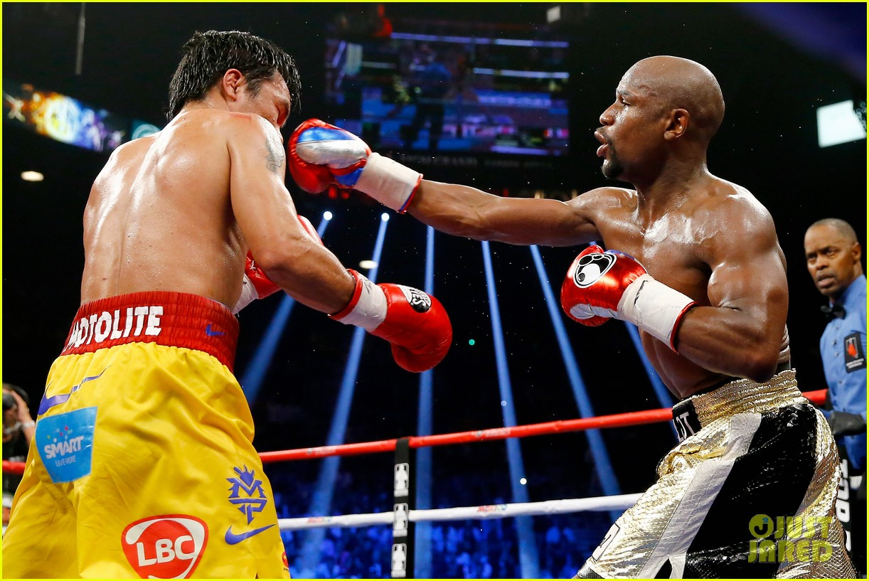 celebrities were not impressed by mayweather v pacquiao fight 233361134