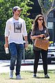 patrick schwarzenegger maria shriver bond over tavern lunch 12