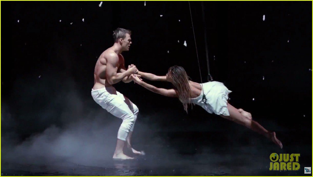 alan ritchson goes shirtless for i can do that aerial dance 05