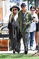 ashlee simpson evan ross tina simpson engaged lunch 16