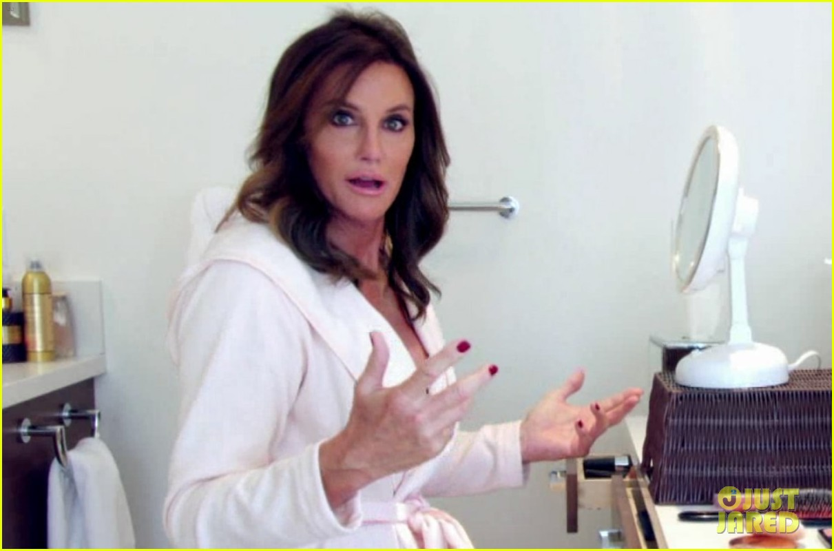 Caitlyn jenner s docu series i am cait watch the first promo