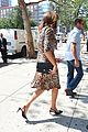 caitlyn jenner leopard print dress 03