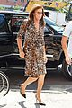 caitlyn jenner leopard print dress 07