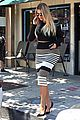 khloe kardashian hits tattoo parlor before 32nd birthday 01
