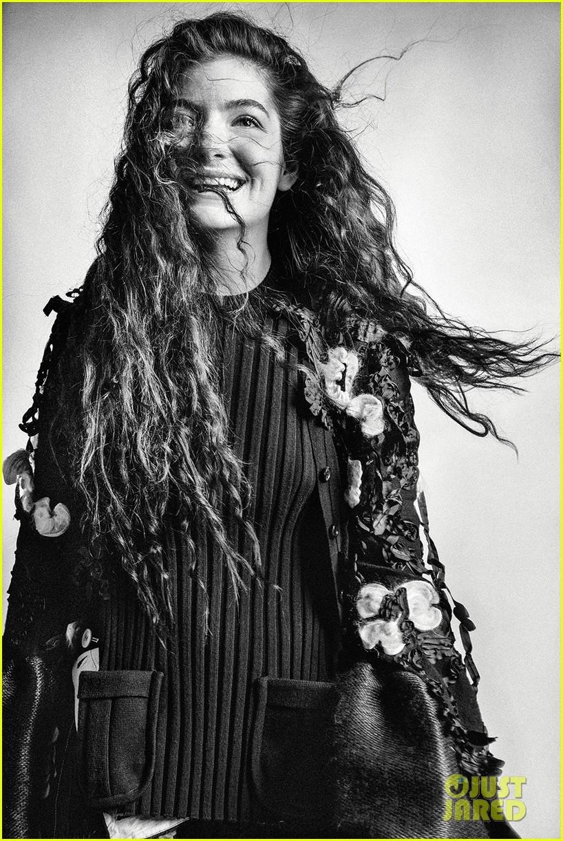 Lorde posa para DAZED MAGAZINE. Lorde-dazed-magazine-interview-quotes-08