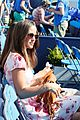 pippa middleton enjoys tennis match before charity bike ride 14