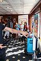 matt bomer sarah paulson 2015 comic con ew party 08