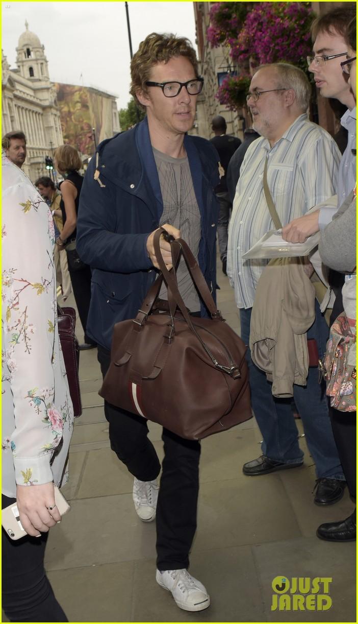 Benedict cumberbatch west end