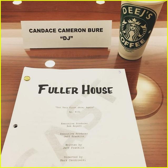 jesse fuller house