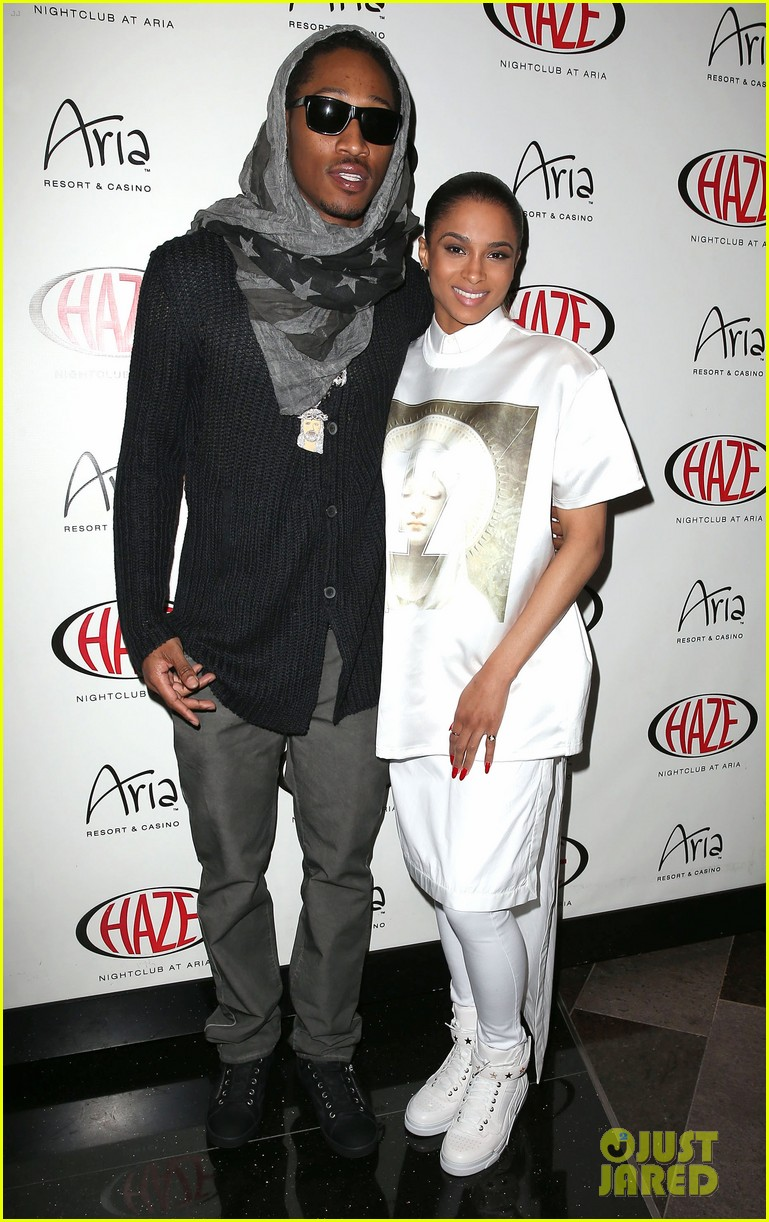 FUTURE EXPOSED CIARA ON HER WEDDING DAY!! MUST WATCH