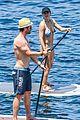 chris hemsworth shirtless corsica wife elsa pataky bikini 27