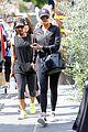 khloe kardashian kim kardashian cycle for a cause 01