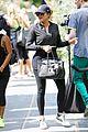 khloe kardashian kim kardashian cycle for a cause 09