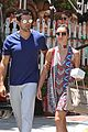 jesse metcalfe cara santana lunch the ivy 06