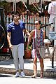 jesse metcalfe cara santana lunch the ivy 07
