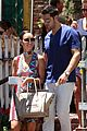 jesse metcalfe cara santana lunch the ivy 09