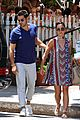 jesse metcalfe cara santana lunch the ivy 17