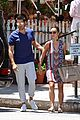 jesse metcalfe cara santana lunch the ivy 20