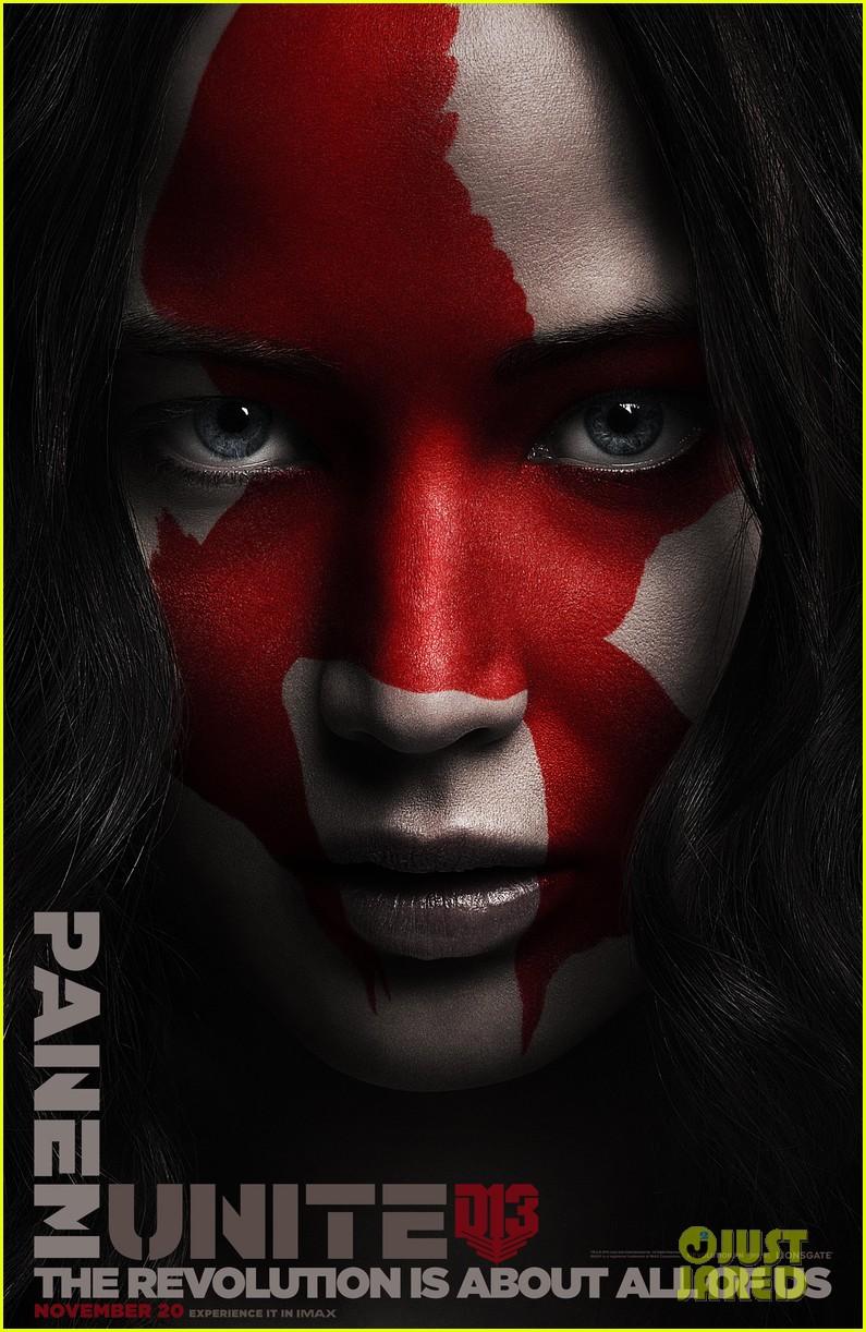 Hunger Games: Mockingjay, Jennifer Lawrence as Katniss