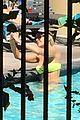 amanda bynes bikini rare appearance pool 08