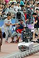 usain bolt hit by reporter on segway 03