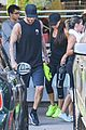 brooklyn beckham soulcycle the vamps 07