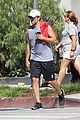 bradley cooper looks crazy buff after gym 02