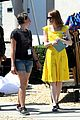emma stone vintage dress la la land 11