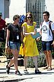 emma stone vintage dress la la land 15