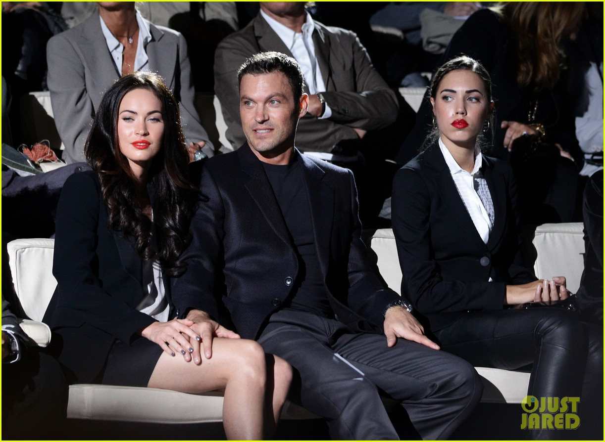 megan fox officially files for divorce from brian austin green get