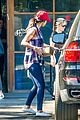 selena gomez grabs lunch calabasas 05