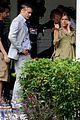 jennifer aniston films mothers day in a towel 18
