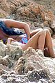 heidi klum vito Schnabel  beach kiss bikini15