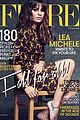 lea michele covers flare october 2015 exclusive 02