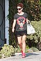 kate walsh red studded boots 19