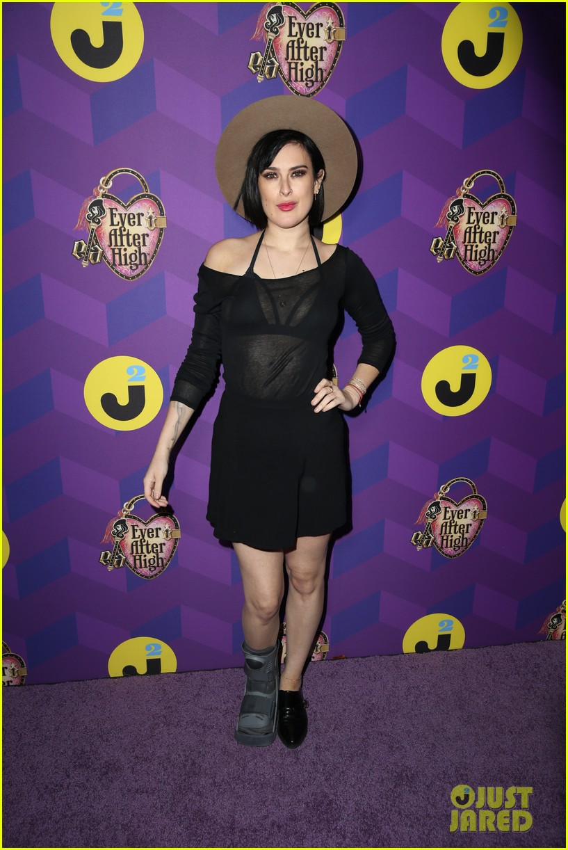 rumer willis just jared wonderland party 013447260