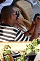 beyonce jay z enjoy an italian family vacation 13