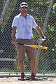 jon hamm tennis baseball los angeles 13