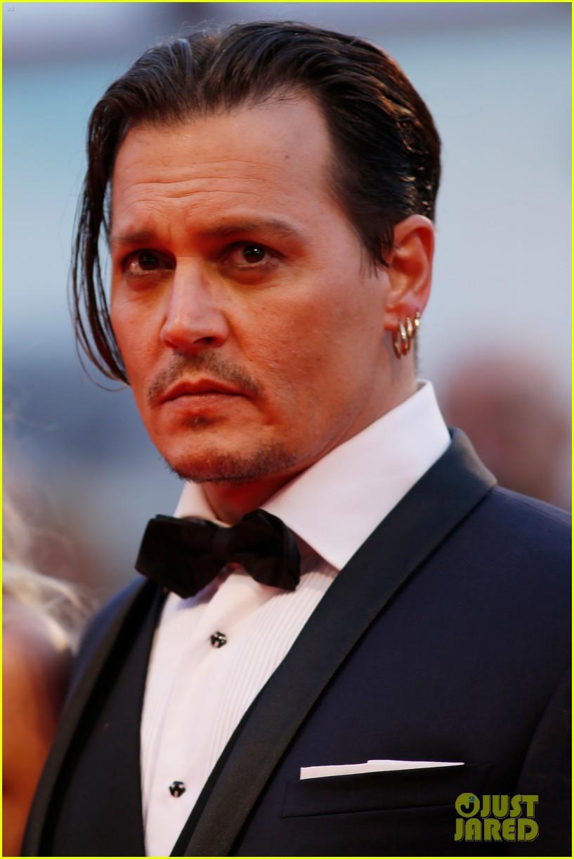 Amber Heard Supports Johnny Depp at 'Black Mass' Premiere ... Amber Heard Tmz