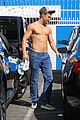 derek hough goes shirtless after dwts practice 03