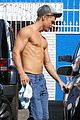 derek hough goes shirtless after dwts practice 07
