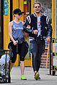 scarlett johansson works on her fitness with husband romain dauriac 06