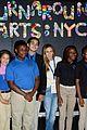 sarah jessica parker edward norton help launch turnarond arts 07