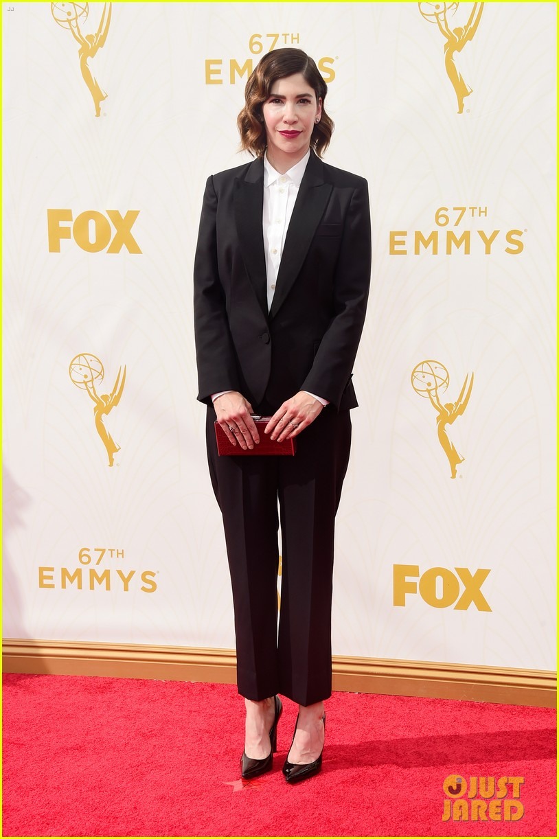 fred armisen carrie brownstein portlandia emmys 2015 023466728