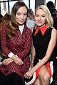 naomi watts olivia wilde buddy up at nyfw 23