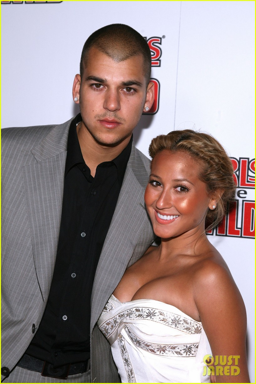 adrienne bailon and rob kardashian pictures to pin on