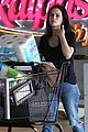 rachel bilson no makeup shopping 08