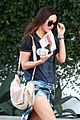 megan fox pictued on new girl set for first time 07
