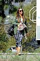 megan fox pictued on new girl set for first time 27